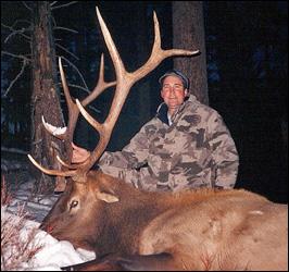 6x6 Bull Elk - 304 BC