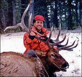 5x5 Bull Elk - 302 B&C