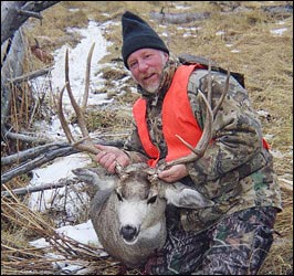 175 class mule deer
